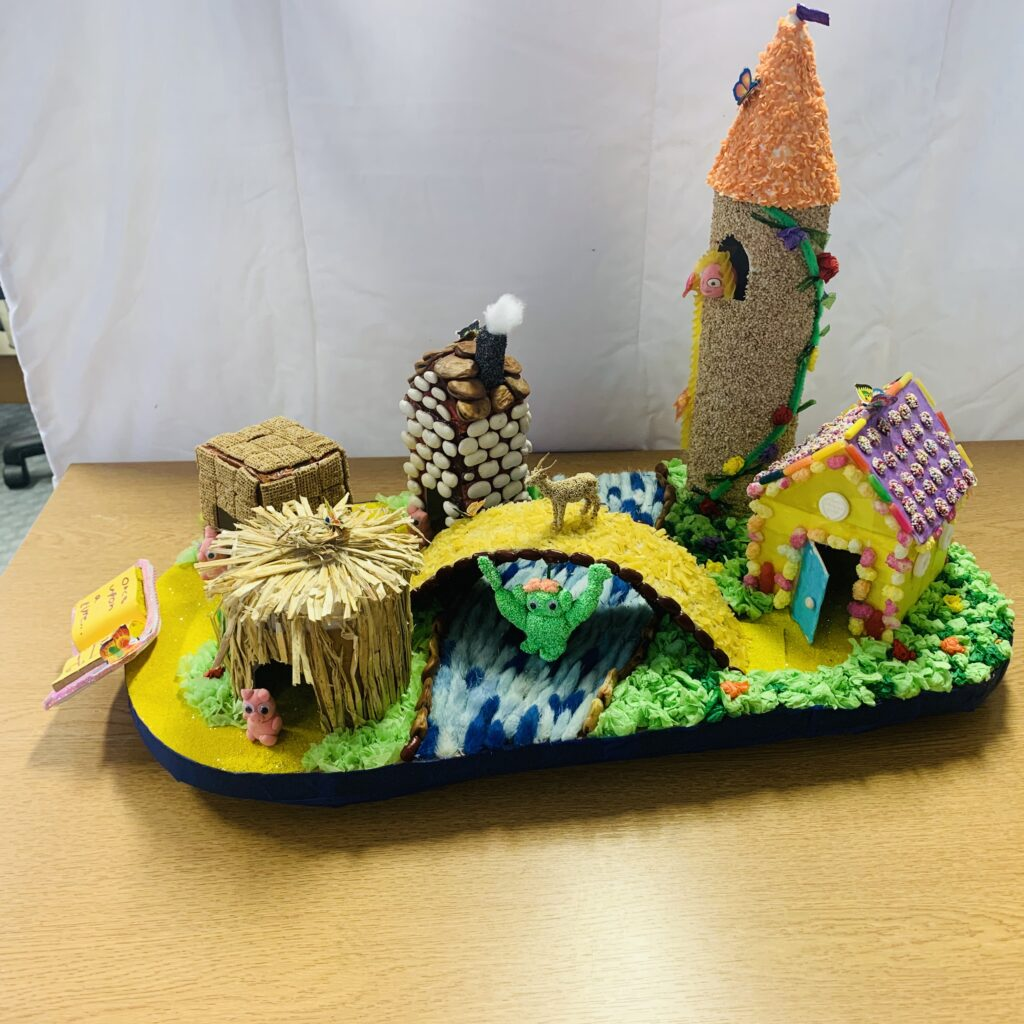 Mini Float Competition Winners Jersey Battle of Flowers